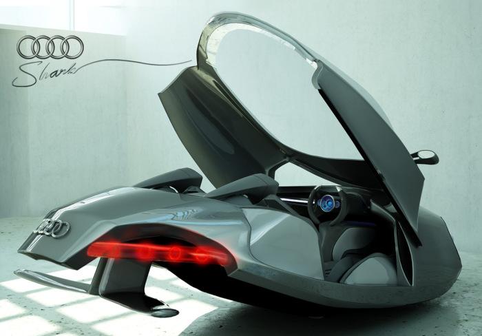 Audi Shark.
