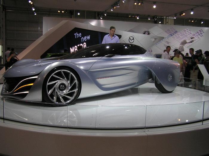 Mazda Taiki.