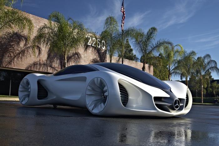 Mercedes-Benz Biome.
