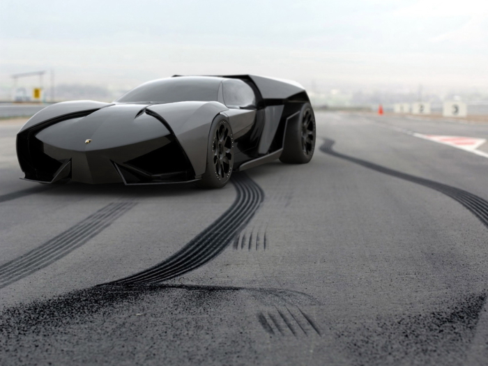 Lamborghini Madura.