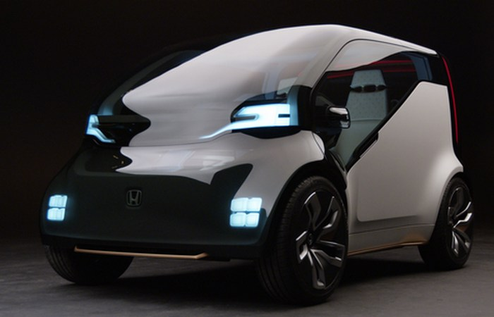 Футуристический концепт «Honda NeuV».