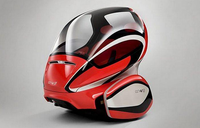 Футуристический концепт «Chevrolet EN-V».