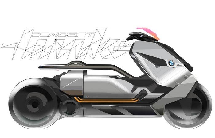 Байк «Concept Link» - это стремительный прыжок с ватмана на конвейер.