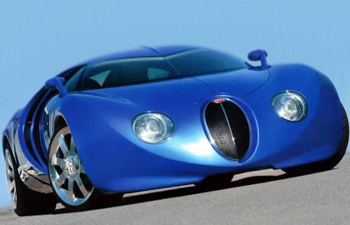 Концепты автомобилей с невероятным внешним видом.