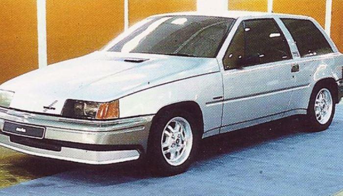 Смелый и провальный проект Volvo 480.