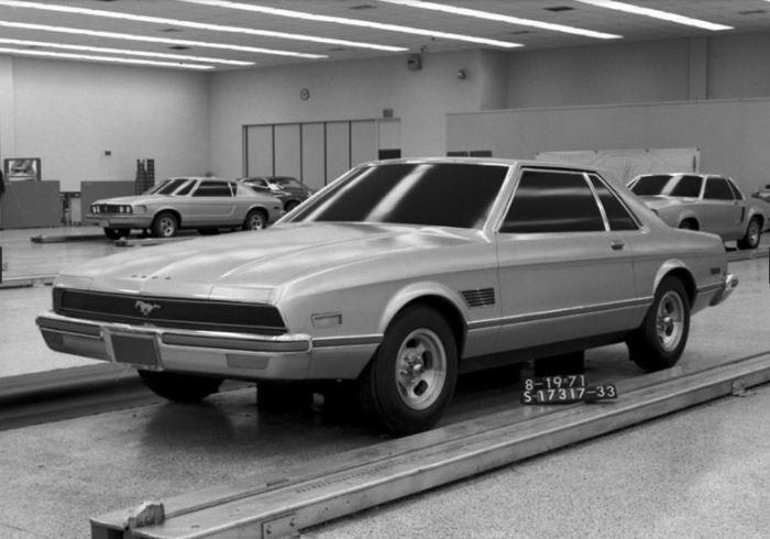 Обновлением Ford Mustang занимались всей компанией.