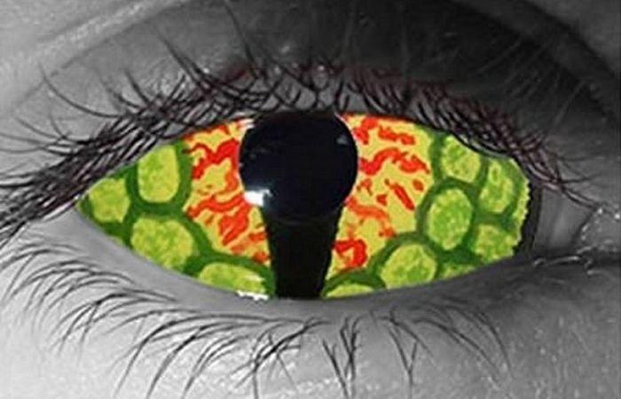 Линзы «Глаз Дракона».