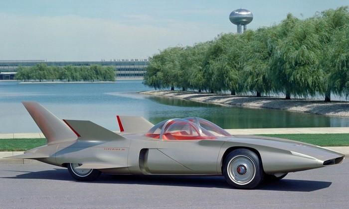 Автомобиль Firebird III.