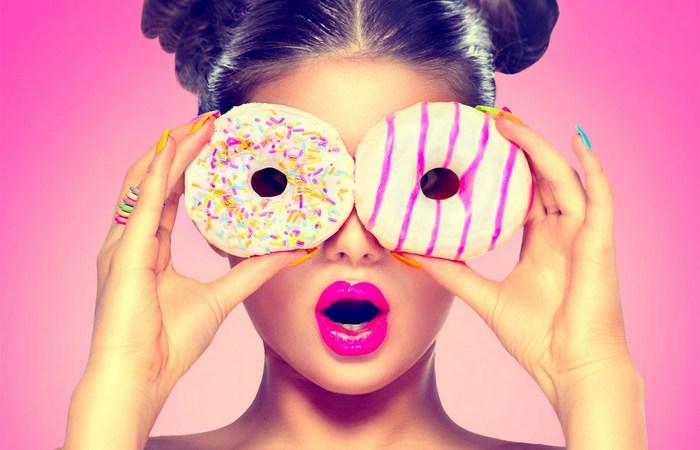 10 самых безумных пончиков, от одного вида которых разыгрывается аппетит
