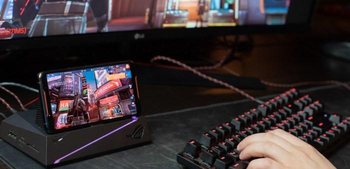 Самый крутой смартфон для игр.