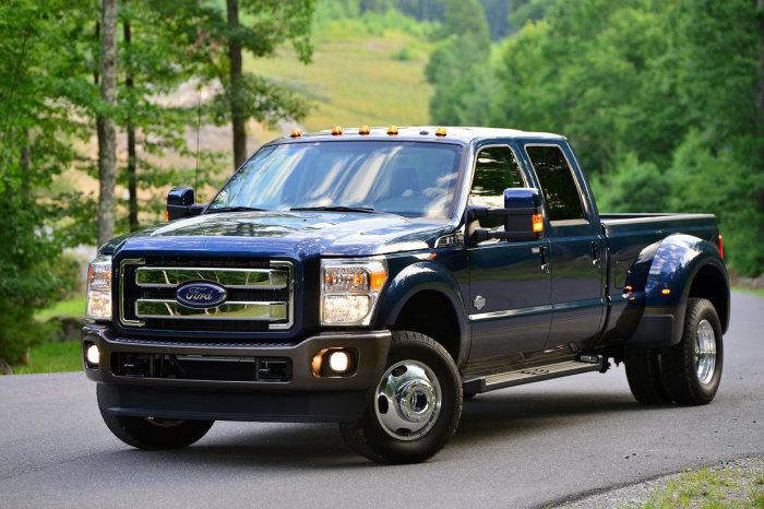 Слишком длинный.  Фото: trucktrend.com.