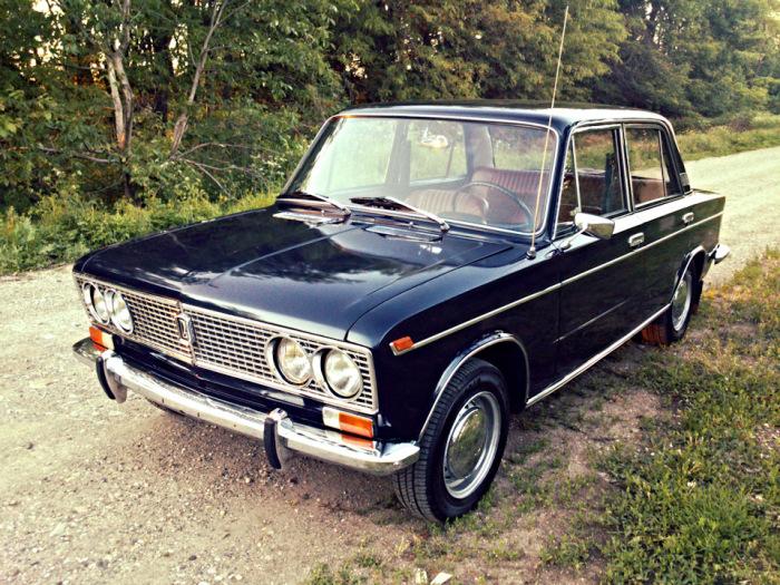 Внешне машины ничем не отличались от гражданских. |Фото: drive2.ru.