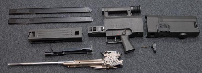 Слишком сложно. |Фото: modernfirearms.net.