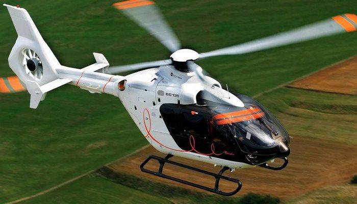 Вертолет «Eurocopter EC135».