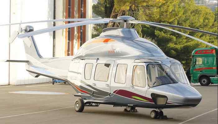 Вертолет «Eurocopter EC175».