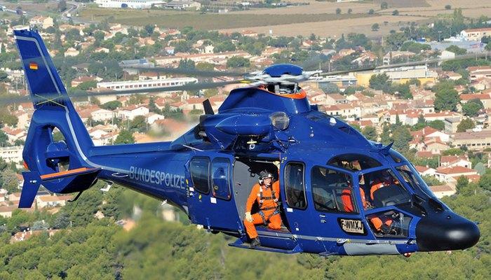 Вертолет «Airbus Helicopters H155».