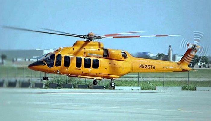 Вертолет «Bell 525 Relentless».