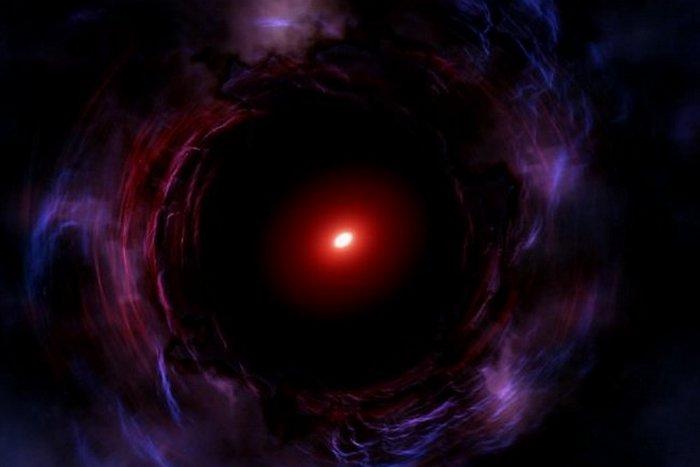 Аномальные небесные тела: галактика ZF-COSMOS-20115.