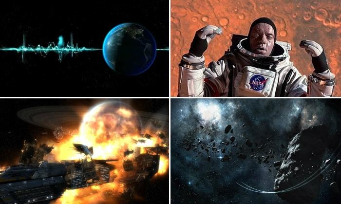 Cамые распространенные заблуждения о космосе.