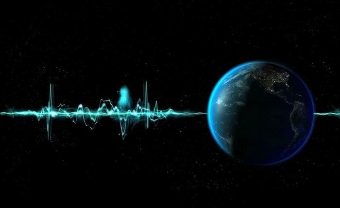 Звуки в космосе.
