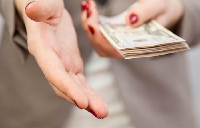 $ 34 + банк автоматически депонирует деньги из связанного счета.