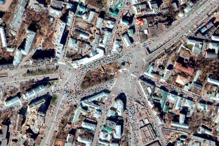 Таганская площадь.