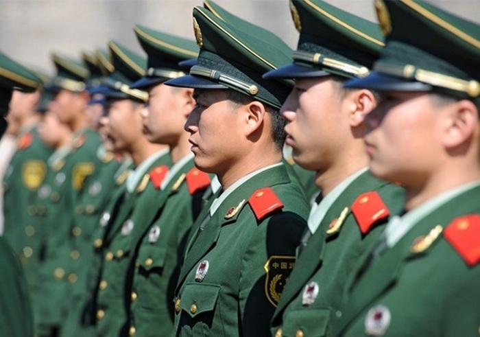 Народно-освободительная армия Китая.