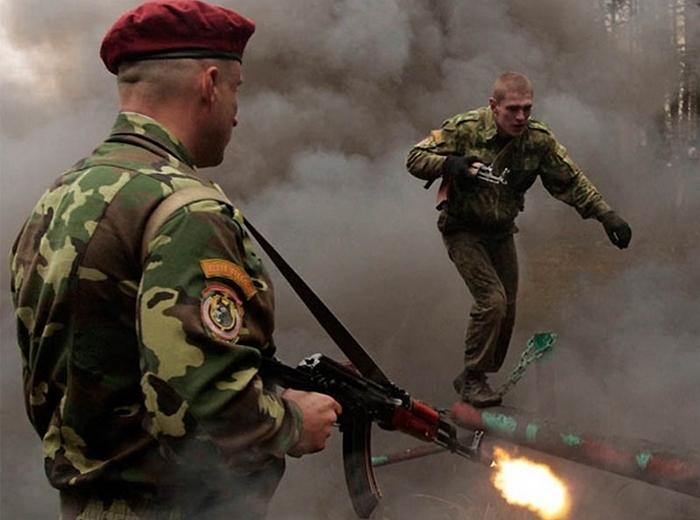 Краповые береты, Беларусь