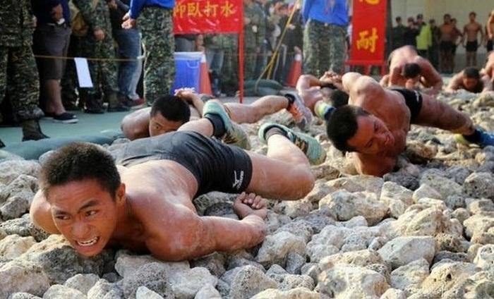 Морские пехотинцы, Тайвань.