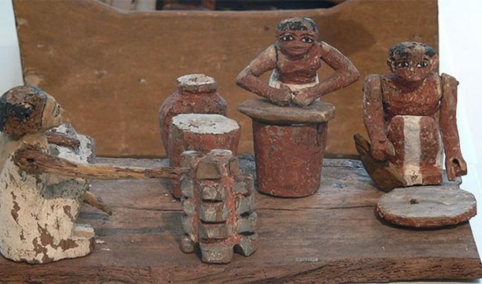 Малоизвестные факты о Древнем Египте.