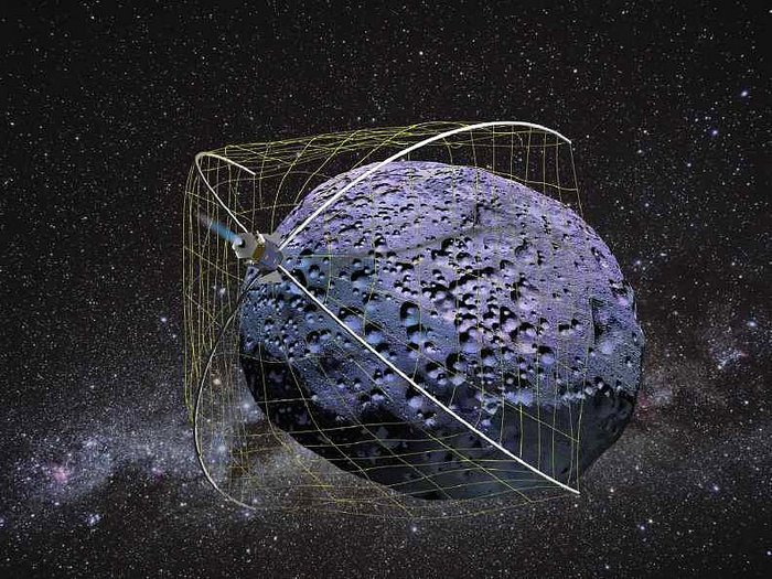 Проект Wrangler и другие невероятные космические идеи.