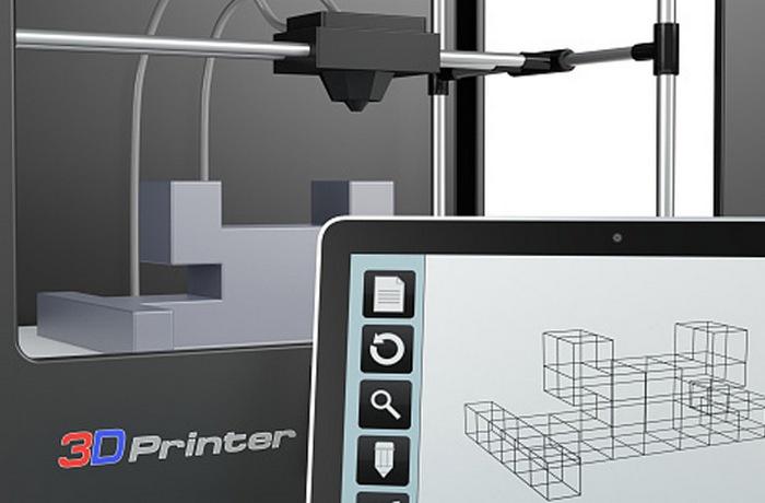 3D-напечатанный космический аппарат.