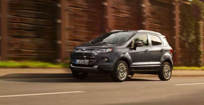 Ford EcoSport - достойный выбор.