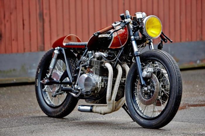Monnom Honda CB550.