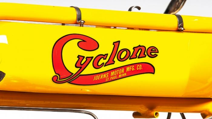 Cyclone - бренд-рекордсмен.