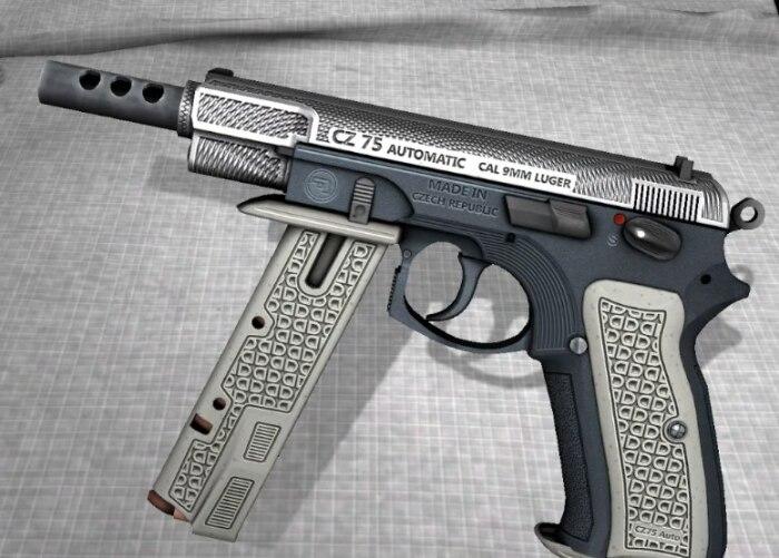 Сделали вот такой пистолет. |Фото: randompromo.ru.