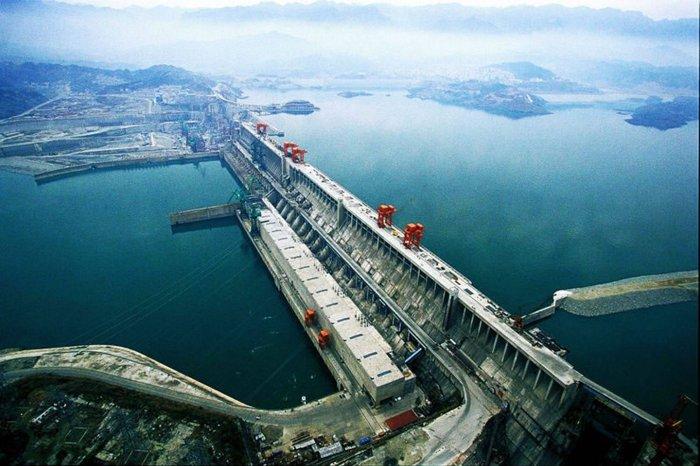 Китай строит на славу и с размахом.