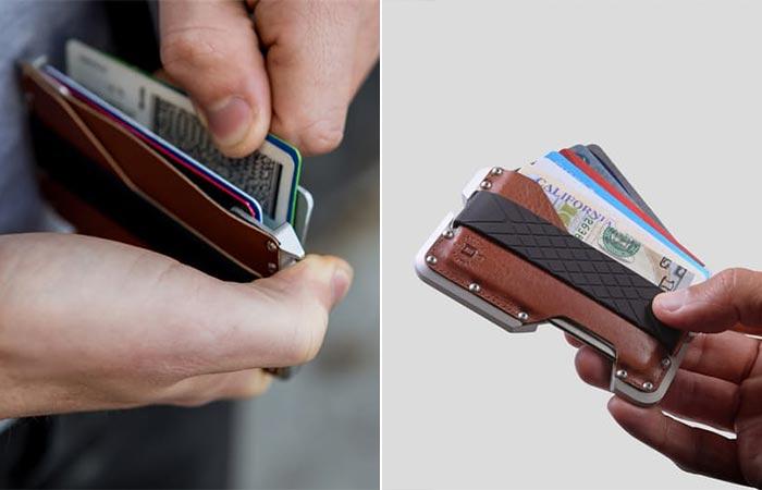 Dango Tactical Wallet держатель 12 пластиковых карт.