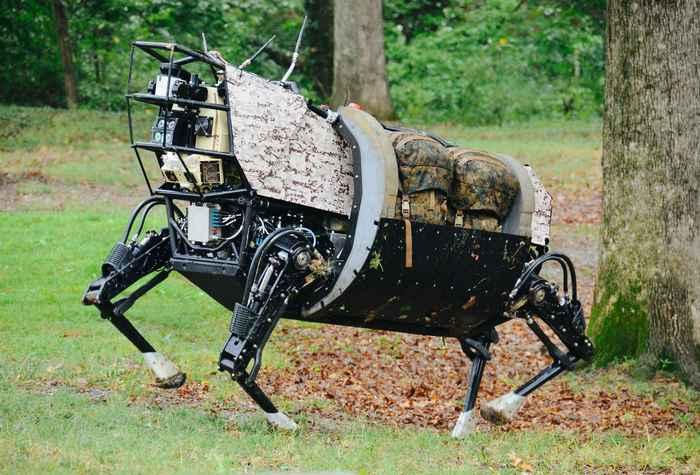 Новые военные технологии.