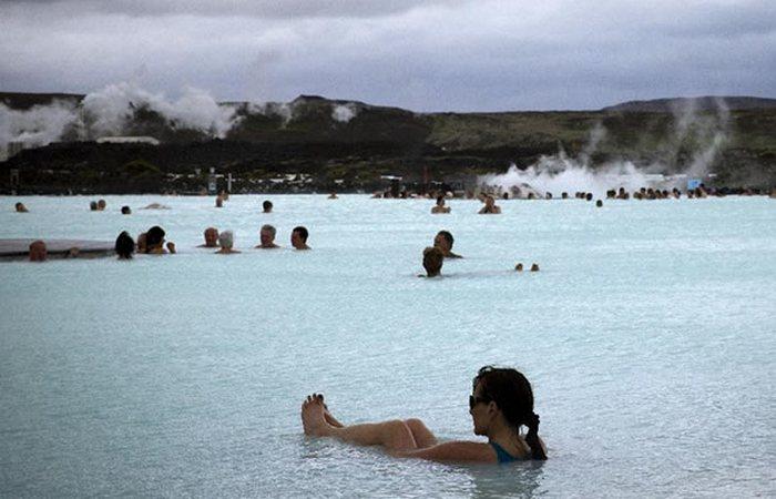 Билет стоимостью $ 1 млн на исландский музыкальный фестиваль.