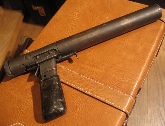 Грозное оружие разведки.