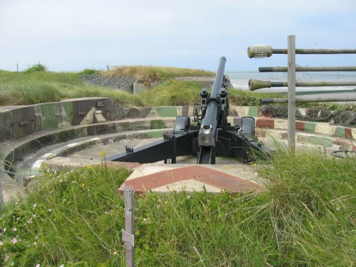 Линия обороны получилась очень неглубокой. |Фото: auto.wiki-wiki.ru.