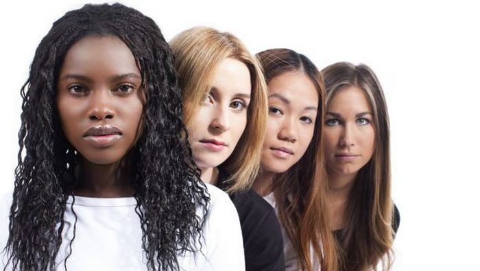 Генетическая разница между расами человека.