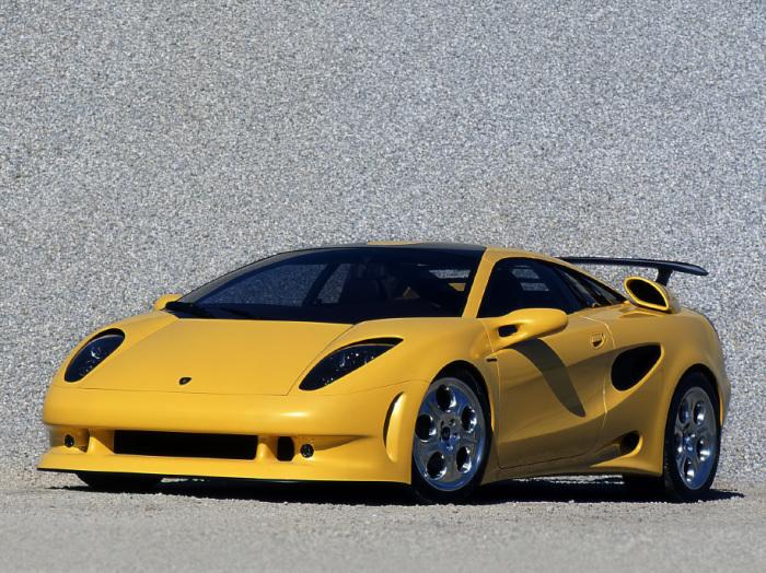 Невероятный спорткар Lamborghini Cala.