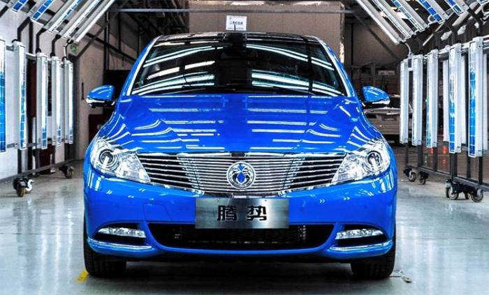 Электромобиль Daimler - будущее автопрома.