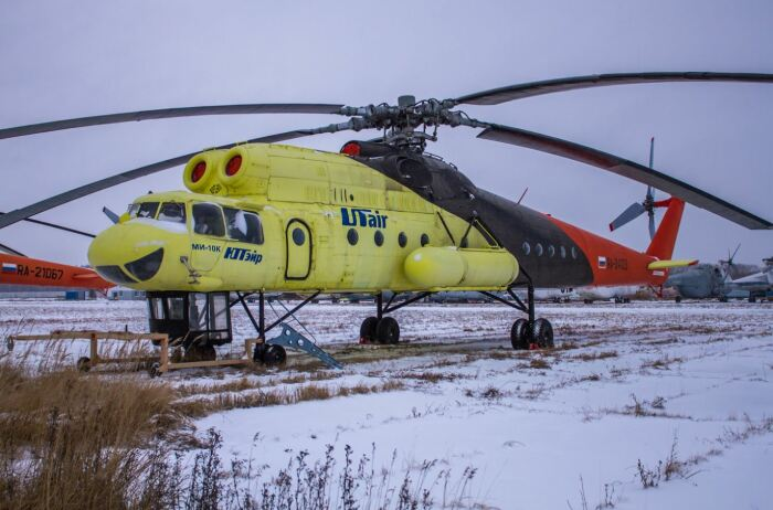 Сегодня оставшиеся машины стоят без дела. ¦Фото: ivanurakov.livejournal.com.