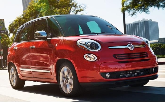 А выглядит Fiat вполне мило .