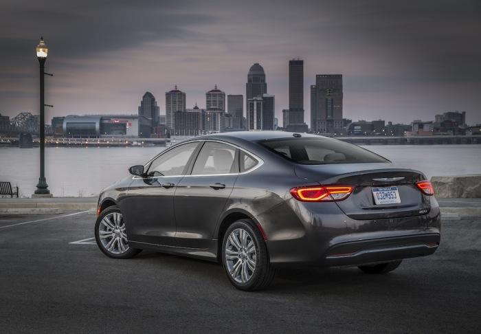 Кто бы мог подумать на Chrysler, но это так.