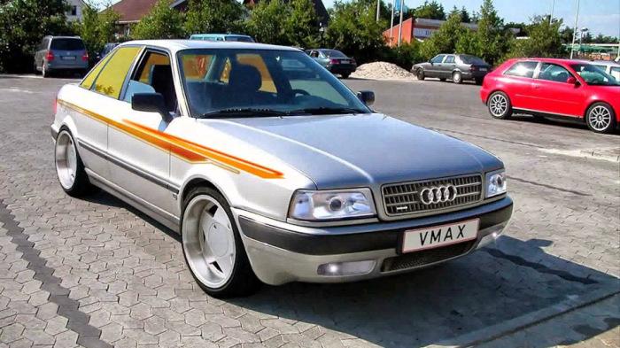 Audi 80 можно брать смело.
