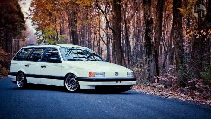 Volkswagen Passat B3 - это отличный автомобиль, даже спустя годы.
